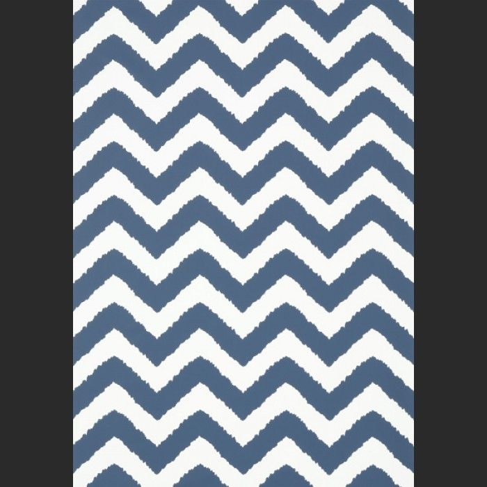 papiers peints widenor chevron navy blanc bleu rue du port pinterest bleu marine. Black Bedroom Furniture Sets. Home Design Ideas