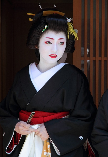 Geiko Kikutsuru-san