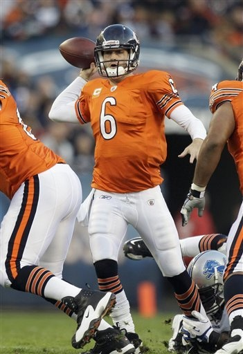 The orange jerseys are my new favorite, displacing the traditional home blues