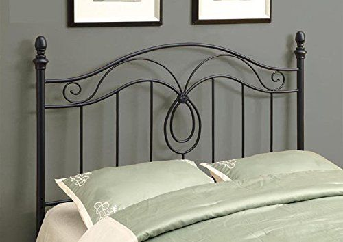 Monarch Black Queen FullSize Combo with Headboard or Footboard Only >>> You can find more details by visiting the image link.