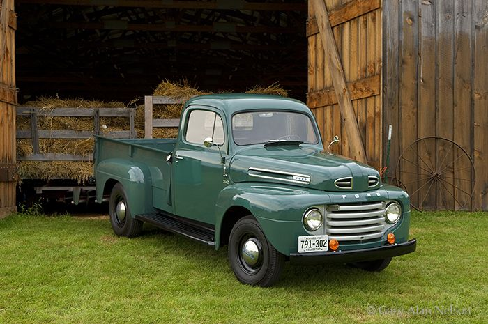 1949 Ford F-2