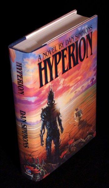 Hyperion - Dan Simmons - 1989