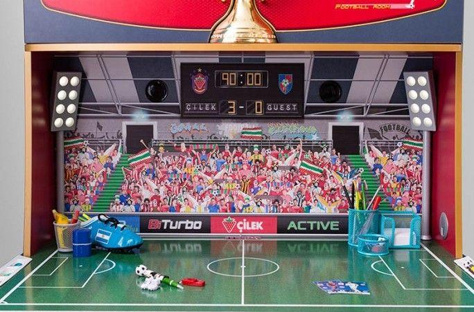 Γραφείο με θέμα το ποδόσφαιρο-footbal