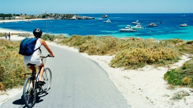 Australia has plenty of wonderful cycling trails you should bring yourself to. What is your favourite cycling route so far?