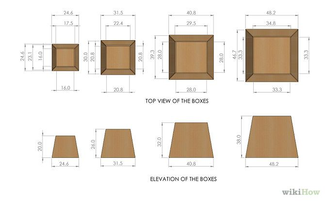 how to build a box for box jumps 1