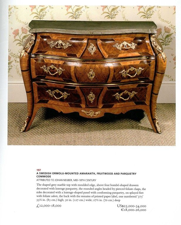 Christie s Sale Catalogue  image 4. 212 best muebles images on Pinterest   Antique furniture  French