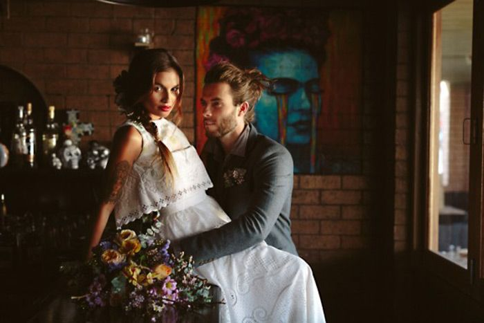 Ensaio - Casamento Mexicano
