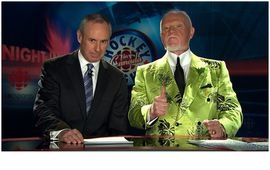 Coach's Corner with Ron Maclean and Don Cherry