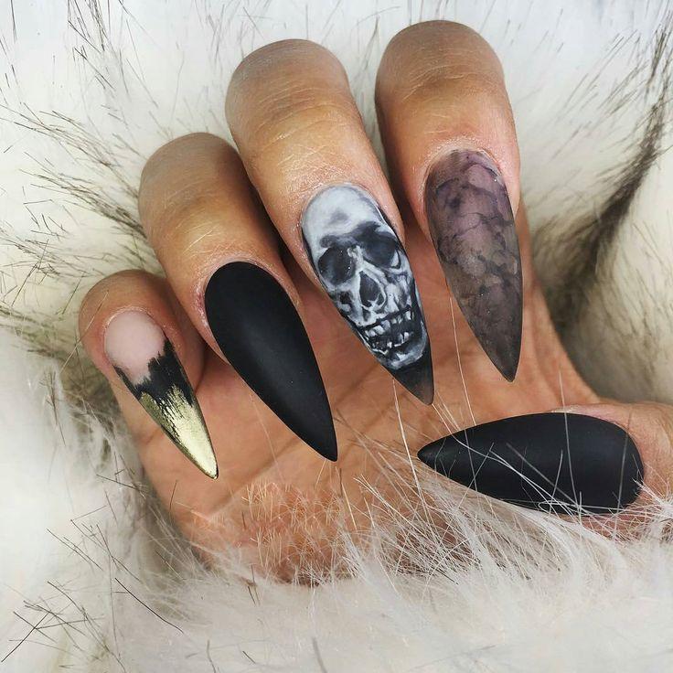741 besten nageldesign nail art bilder auf pinterest nagelkunst und partys. Black Bedroom Furniture Sets. Home Design Ideas