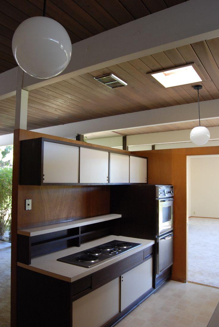 Original Eichler Kitchen 4