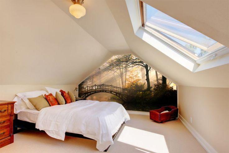 Sypialnia na poddaszu. Zobacz 12 ciekawych aranżacji  - zdjęcie numer 13