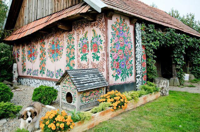 Vilarejo Mais Colorido Da Polônia!por Depósito Santa Mariah
