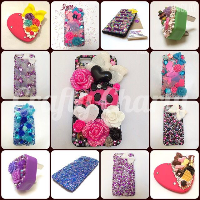 Have you seen some of the latest creations? With payday tomorrow, you can grab your own case at a cheeky 20% off! Inbox the fb page at www.fb.com/craftycharly to enquire x (Excludes postage,valid until 10pm Sunday 31st May) x #craftycharly #CCC #htlmp #decoden #DecodenDaily #iphonecase #custommade #customphonecase #kawaii #bling #sparkle #whippedcream #offer #discount #handmade #musthave #boutique #madetoorder #madeintheuk #madeinyorkshire #barnsley