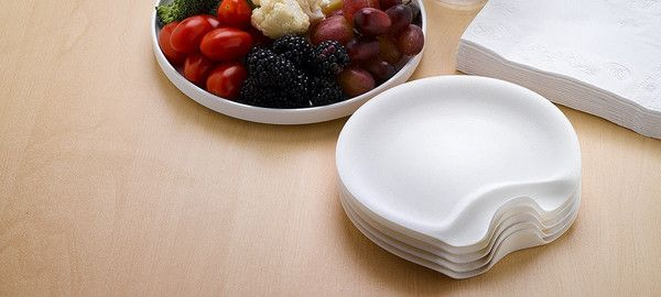 Holdaplate Cocktail Plate | Opuszone.com