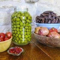 Olive in salamoia fai da te