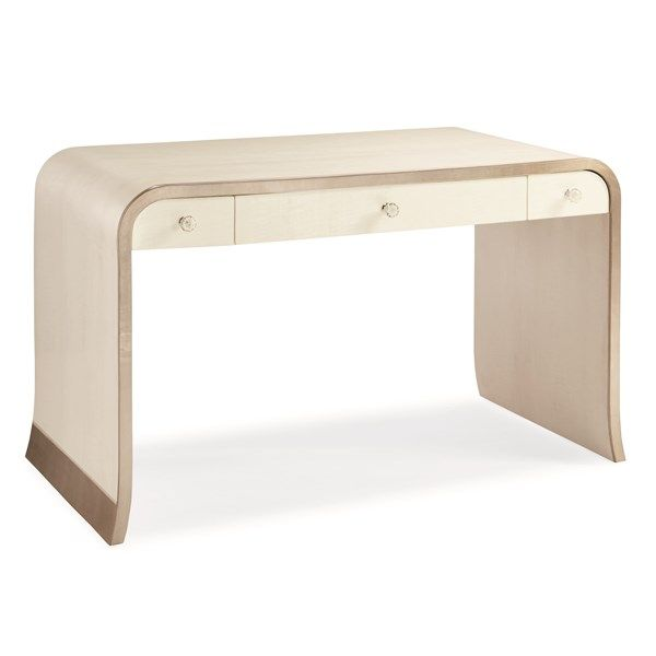 Snowed Under : Classic Contemporary : LIVING - CONSOLES ~ DESKS : CON-CONTAB-018 | Caracole Furniture
