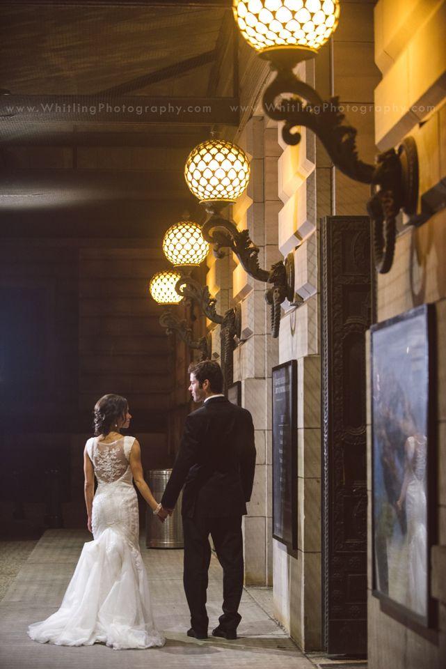 Carnegie Music Hall Wedding: Pittsburgh Wedding Photographer: Emily + Matt | Whitling Photography: Pittsburgh Wedding Photographers