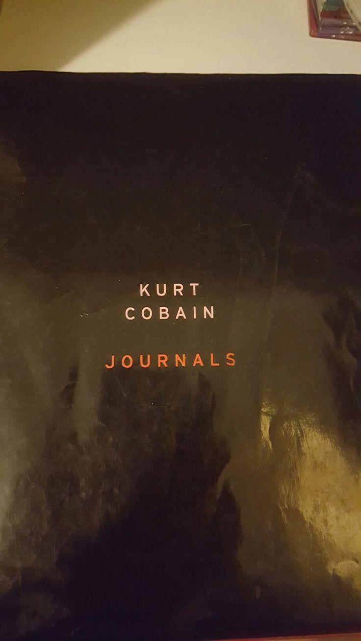 Kurt Cobain; Journals; Used