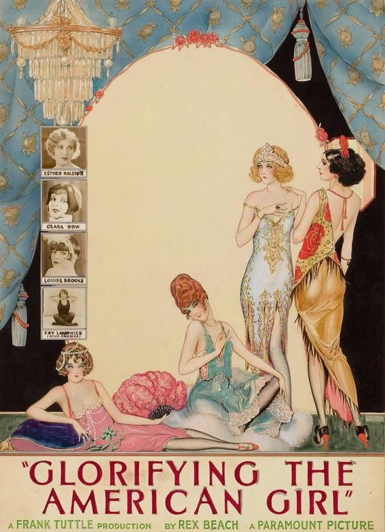 Alberto Vargas - Glorifying The American Girl, 1926