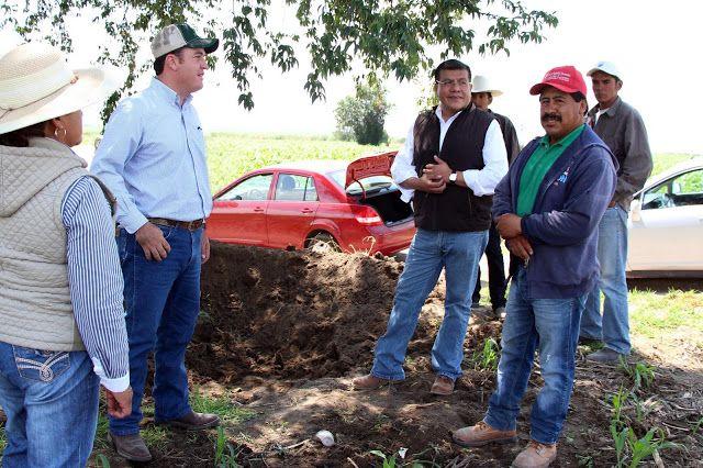 Contextos Regionales: ACOMPAÑADOS POR LA SEFOA, PRODUCTORES TLAXCALTECAS...