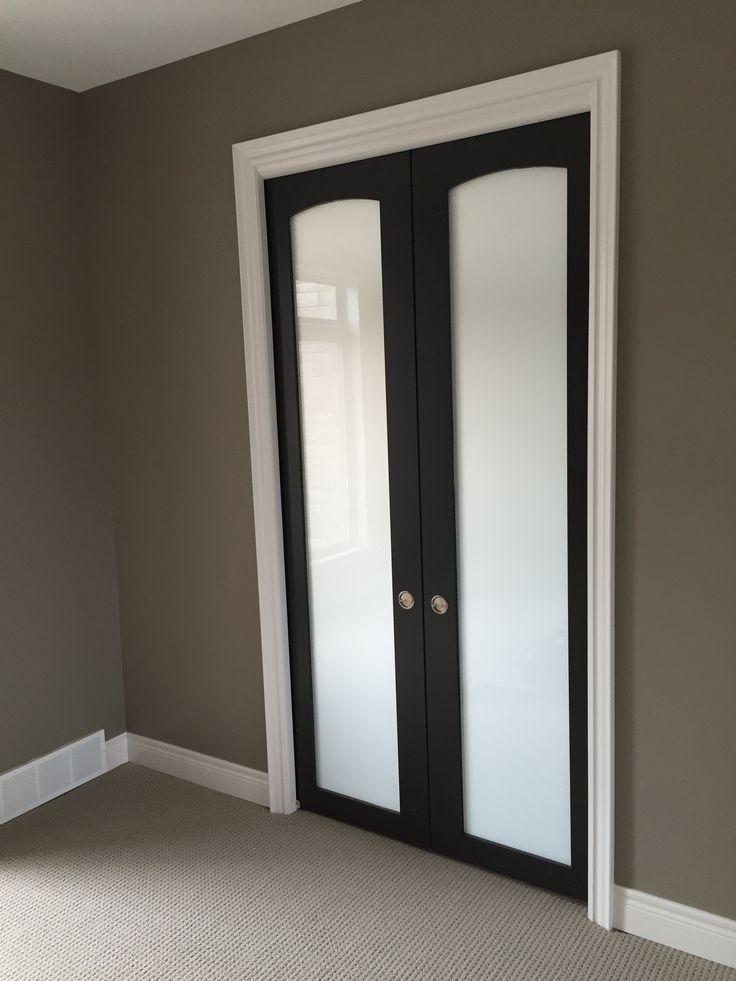 Adah Court: Black pocket doors
