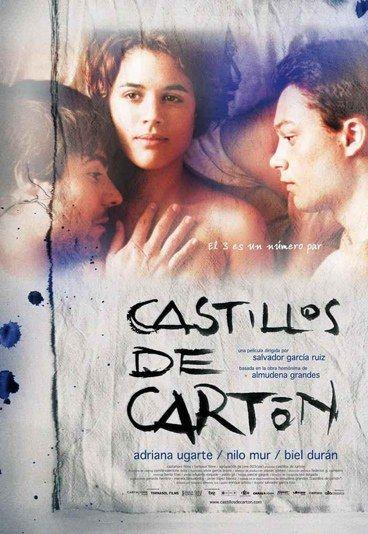 """""""Castillos de cartón"""" (2009) con Adriana Ugarte - Las mejores peliculas eroticas"""