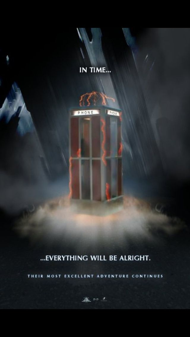Bill and Ted's Excellent Adventure 3 coming to soon!
