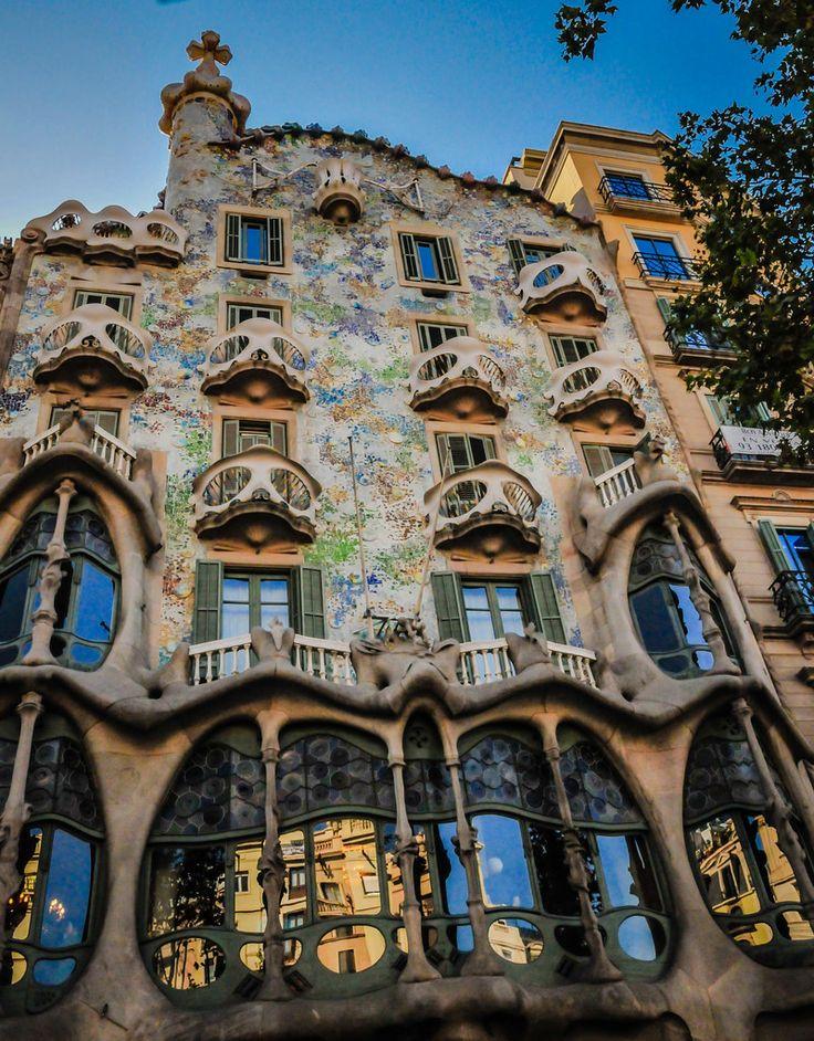 Gaudí Casa Batlló Barcelona, Spain | by mbell1975