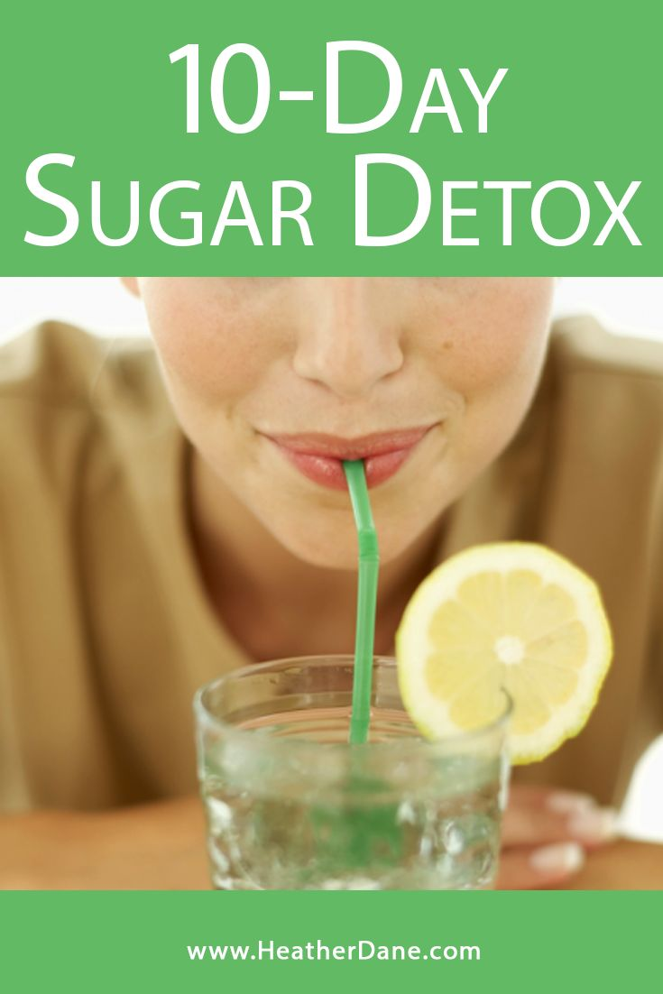 I decided it would be great to do a 10-Day Sugar Detox. For 10 days, I shared tips on how to detox sugar from your mind, body and spirit. This included natural kitchen remedies and easy practices you can do on your own or with friends.