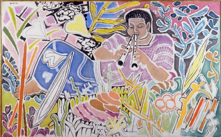 Ghikas - painting