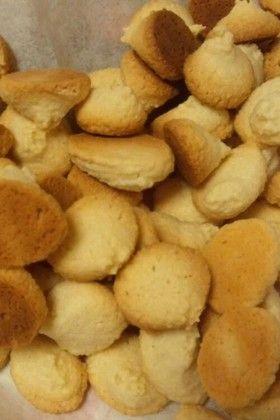 卵白アーモンドクッキー