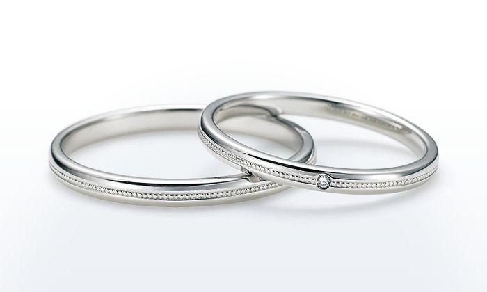 BT06S0NB-BT07SDGB|マリッジリング|婚約指輪・結婚指輪のGINZA TANAKA BRIDAL