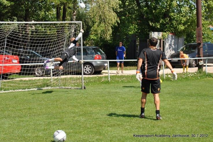 Keepersport Academy Camp  Lietajúci Matej :)