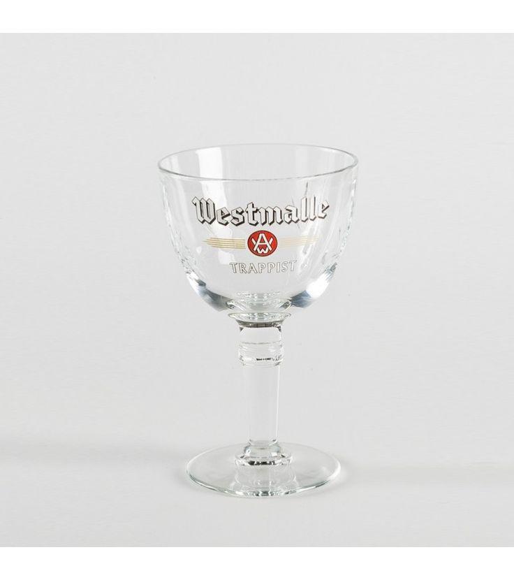 Verre à Bière Trappiste Westmalle Verre à Bière de collection