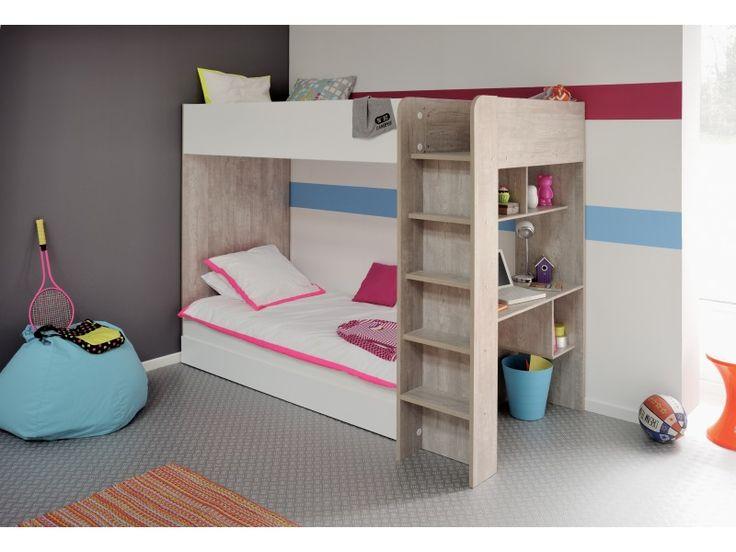 M s de 1000 im genes sobre dormitorios juveniles en pinterest - Cama coche conforama ...
