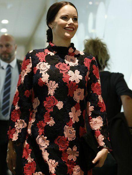 Princess Sofia and Prince Carl Philip attend WABF2017 Forum
