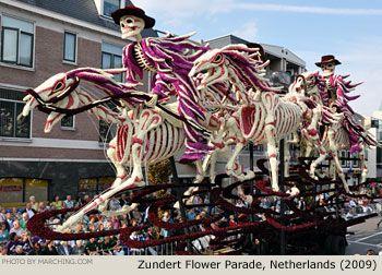 Ghost Riders 2009 Bloemencorso Zundert Photo