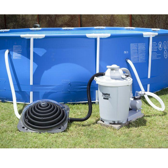 Above Ground Pool Solar Heater Solar Pro Xd1 Products Items Pinterest Solar Heater