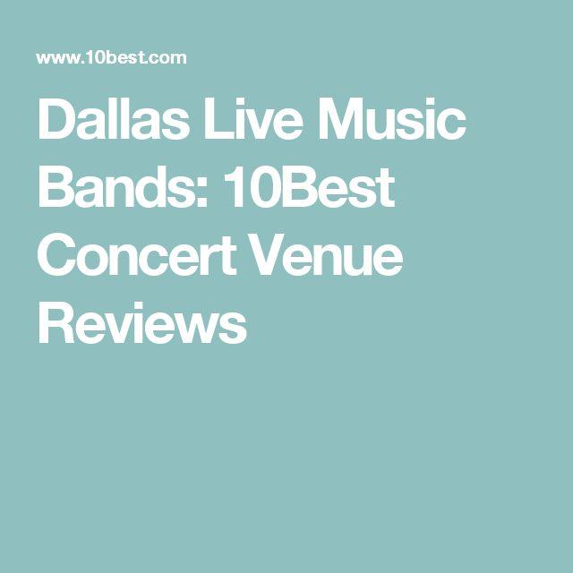 Dallas Live Music Bands: 10Best Concert Venue Reviews