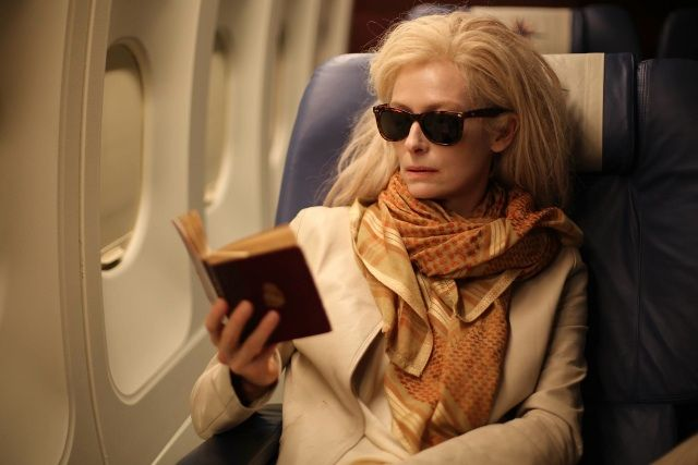 Only Lovers Left Alive (only vampire movie I ever plan on liking) Jarmusch