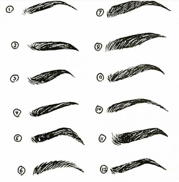 #drawingtips #drawing #tips #eyebrows – blogartml …