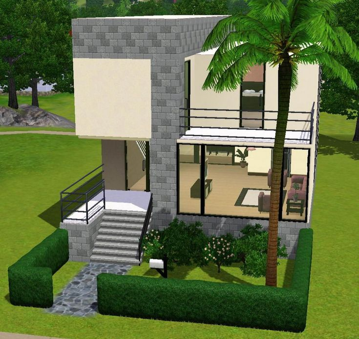 tiny houses | Mod The Sims A Small Modern Home – Small Home ...