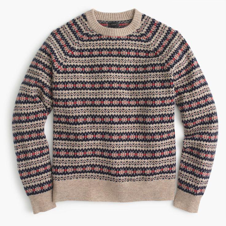 85 best Menswear - Sweaters images on Pinterest | Menswear ...
