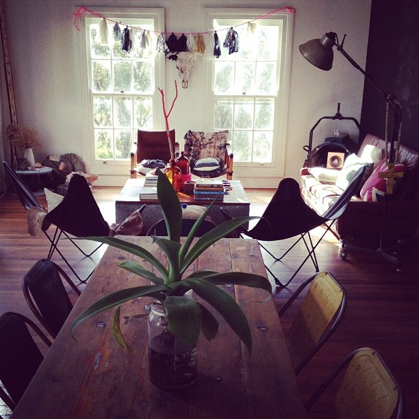 the gorgeous home of stylist Jane Frosh.