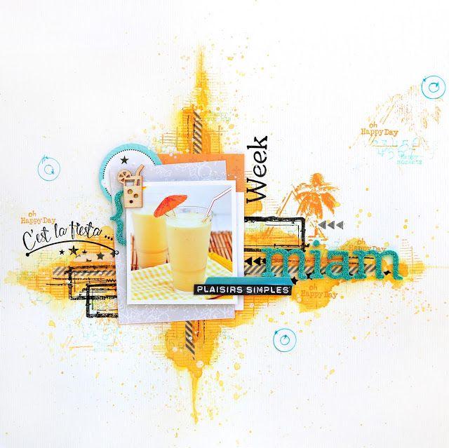 mes créations scrapbooking, craft scrap-plaisir shannon91 page, carterie, mini-album, challenges, home déco, style graphique free style, scrap americain, publiée dans esprit scrapbooking, histoire de pages, entreartistes, carnet de scrap