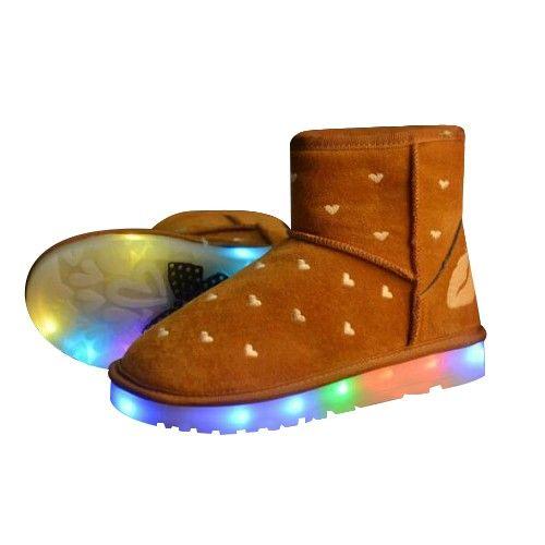 Schnee Schuhe Mit LED