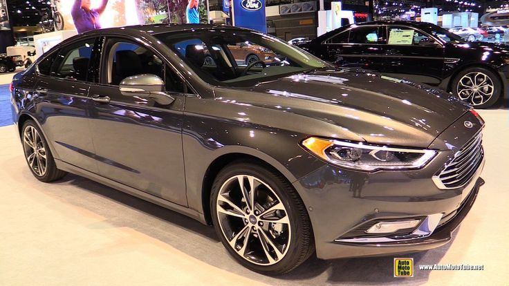 Awesome Ford 2017: 2017 Ford Fusion Titanium - Exterior and Interior Walkaround - 2016 Chic...... Car24 - World Bayers Check more at http://car24.top/2017/2017/02/15/ford-2017-2017-ford-fusion-titanium-exterior-and-interior-walkaround-2016-chic-car24-world-bayers/