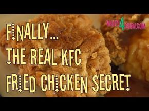 how to make kfc chicken site youtube.com