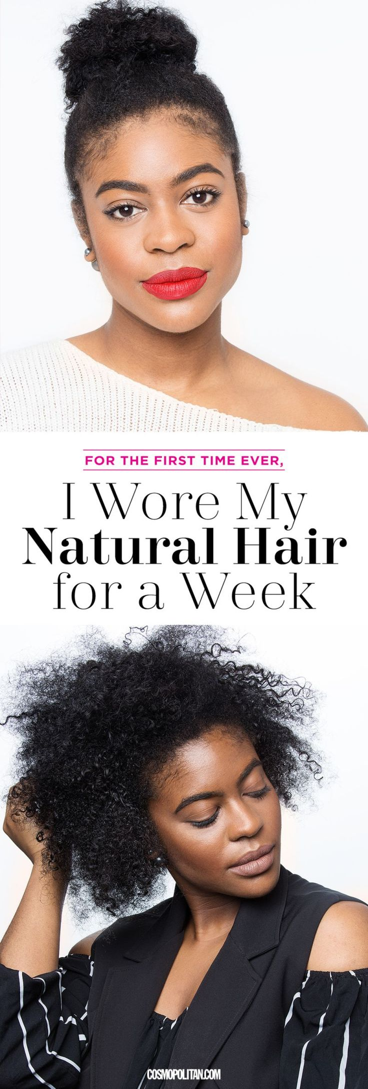 I figured out it was about so much more than just hair. 