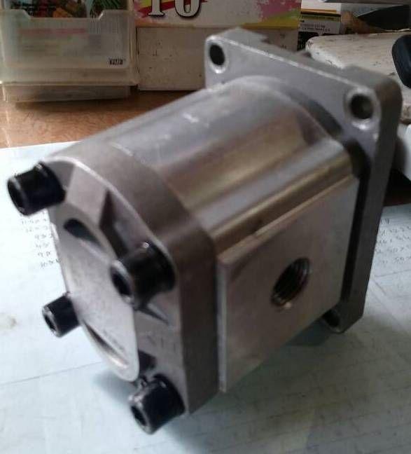 30.00$  Watch now - http://ali6cs.shopchina.info/1/go.php?t=32816998100 - gear pump machine hydraulic system gear head CBT-F314 flat key oil pump  30.00$ #buyonline